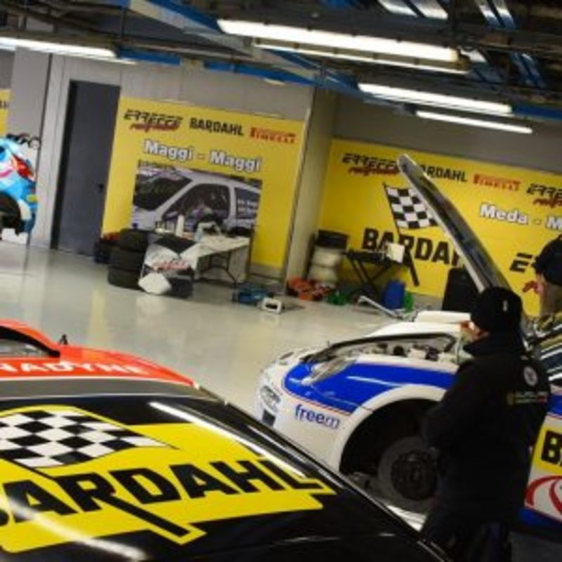 Bardahl Monza Rally Show